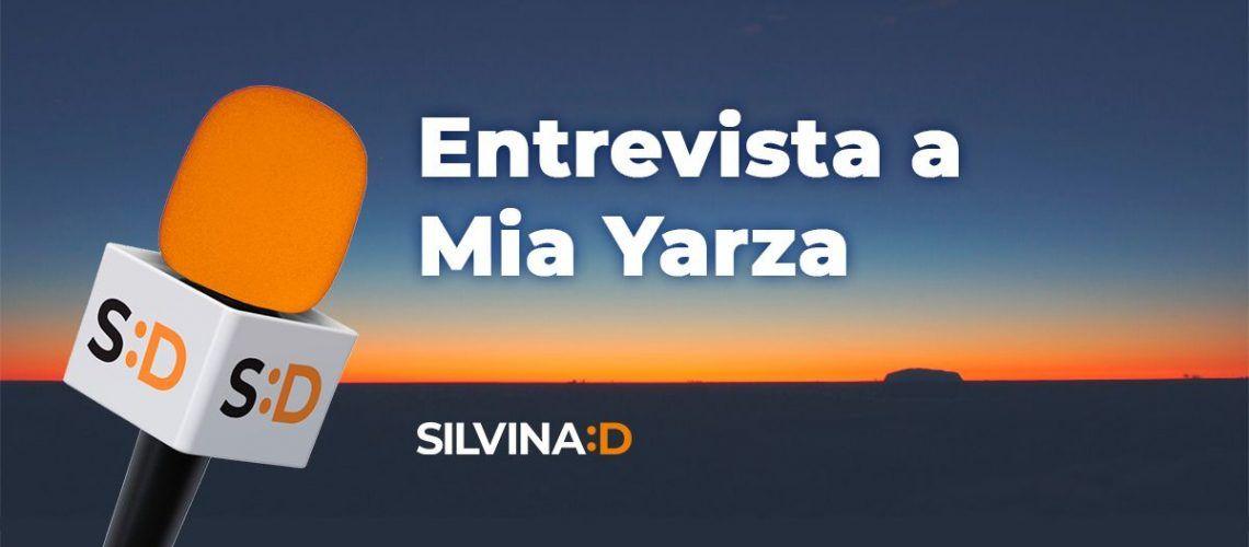 Entrevista a Mia Yarza, organizadora Jornadas Reinvéntate desde el SER
