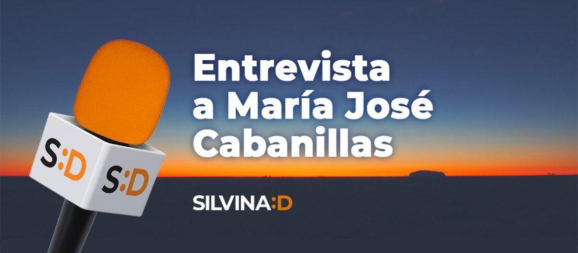 Entrevista con María José Cabanillas