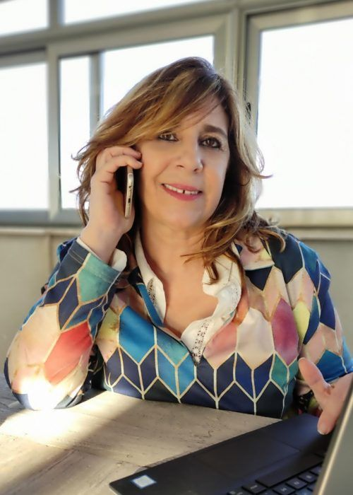 Rosa Novellón aka  Loles Anton