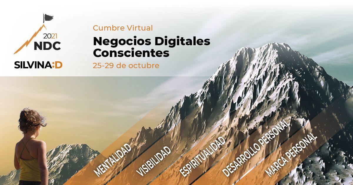 Cumbre Virtual Negocios Digitales Conscientes