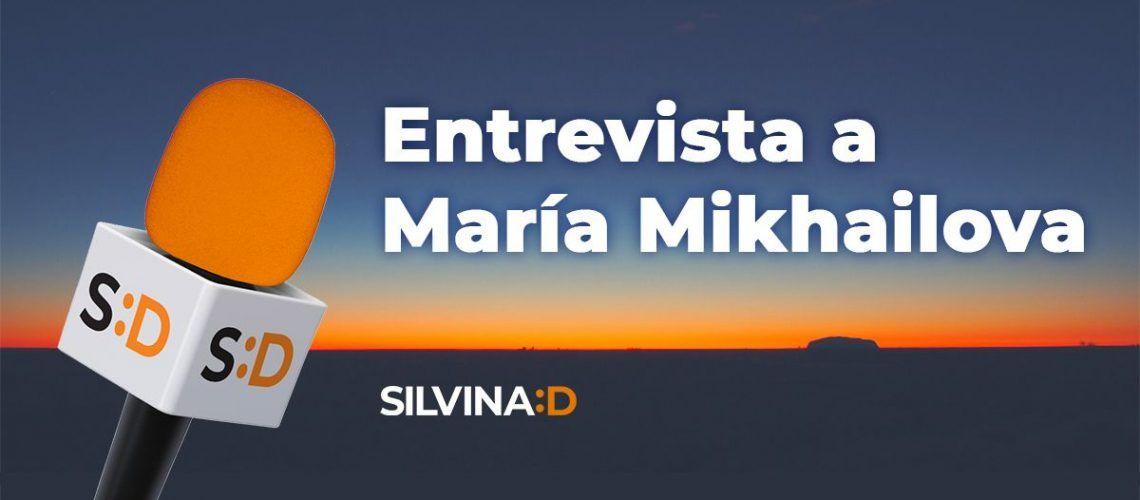 Entrevista a Maria Mikhailova Training gratuito Curso Crea la Vida que Sueñas con el Autocoaching