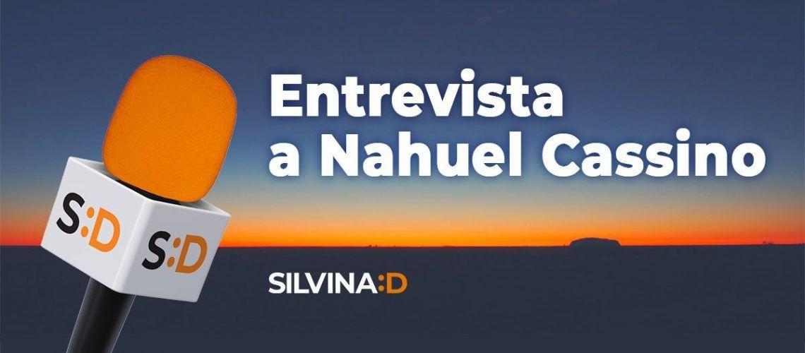 Entrevista a Nahuel Cassino